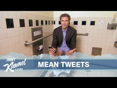Celebrities Read Mean Tweets #1 (видео)