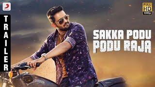 Video Sakka Podu Podu Raja - Official Tamil Trailer  | Santhanam, Vivek, Vaibhavi | STR MP3, 3GP, MP4, WEBM, AVI, FLV Oktober 2017