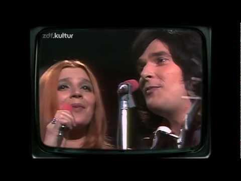 Cindy & Bert: Spaniens Gitarren (ZDF-Hitparade 1974)