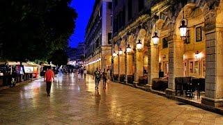 Corfu Greece  city photo : Corfu, Greece - Corfu Town - AtlasVisual