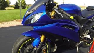10. 2009 Yamaha YZF-R6 For Sale