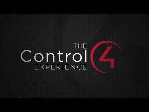 Control4's Brand New OS 2.6