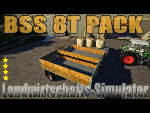 BSS 8T Pack v1.0.0.0
