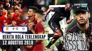 Video MU Babat Chelsea 😱 Roma Kalahkan Madrid 🤔 Lukaku Menggila 🔥 Neymar di Usir dari PSG - Berita Bola MP3, 3GP, MP4, WEBM, AVI, FLV Agustus 2019