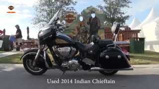 9. 2014 Indian Chieftain for sale in Mobile Alabama