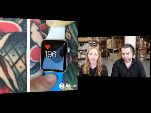 Wearable Electronics with Becky Stern 4/29/2015 – LIVE