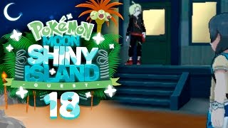 WARP SPEED!!! Pokémon Sun and Moon Shiny Island Quest Let's Play with aDrive! Episode 18 by aDrive