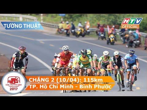Chặng 2: TP.HCM - Đồng Xoài