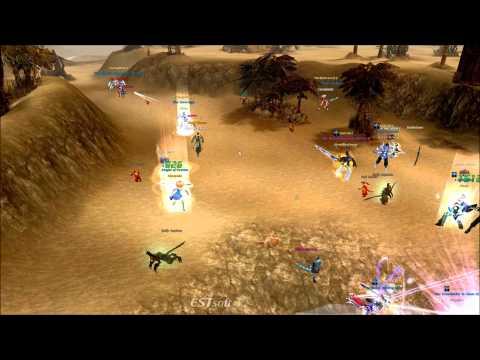 Seireitei : Royal Guards Vs The Guild