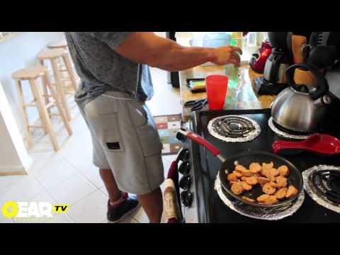 Bodybuilder Aaron Clark Bodybuilding Meal – Bodybuilding Food