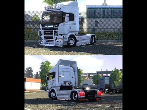 Volvo FH2013 Scania Streamline Tuning Pack v1.0