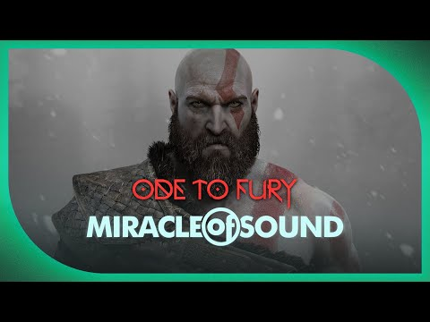 God of War Song - Ode To Fury by Miracle of Sound