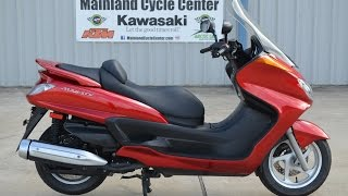 8. $3,499:   For Sale 2006 Yamaha Majesty 400 Red Overview and Review!