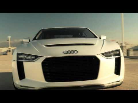 Audi Quattro Concept | Video