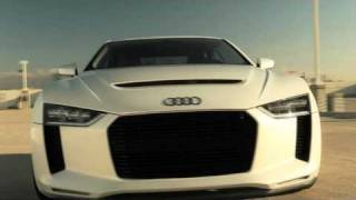 Audi Quattro Concept Official Promo - Narrated