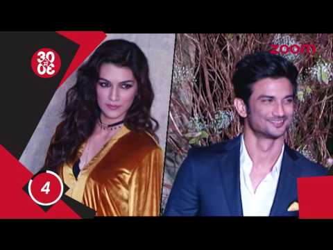 Sushant Recommends Kriti For His Film | Anushka Sh