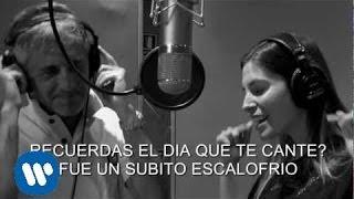 Sergio Dalma La Cosa Más Bella feat Leire de la Oreja