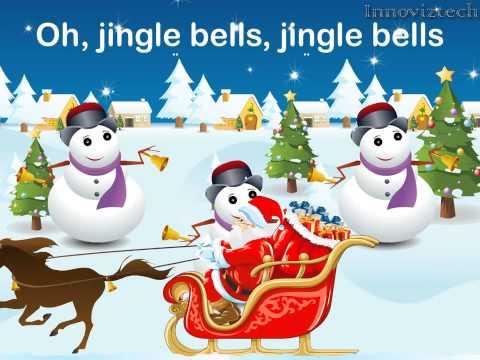Video of Kid Nursery Rhyme Jingle Bells