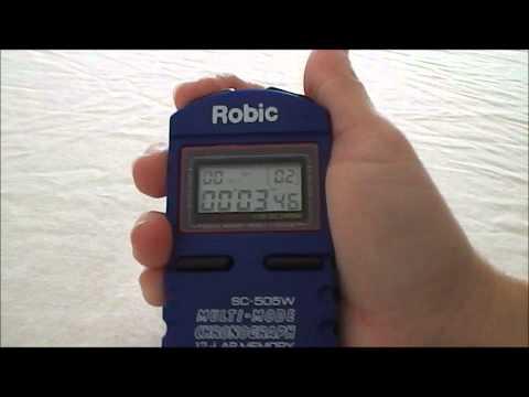 Robic SC-505W Stopwatch