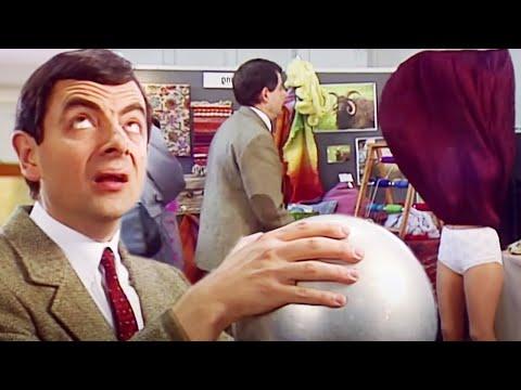 ELECTROSTATIC Bean ⚡   Mr Bean Full Episodes   Mr Bean Official