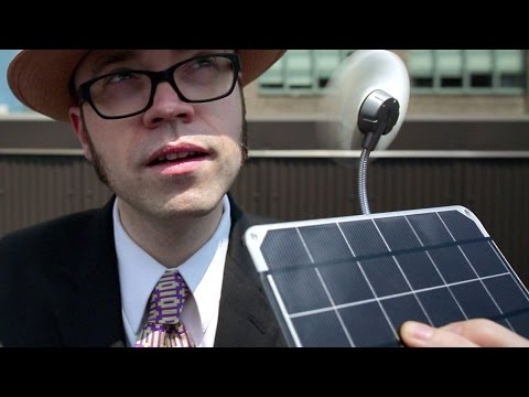 solar - Harness the power of the sun for - whatever! Solar technology may be commonplace, but converting light into electricity is still an amazing bit of magic. Join Collin as he explores what makes...