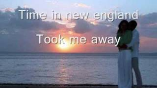 <b>Barry Manilow</b>  Weekend In New England Lyrics