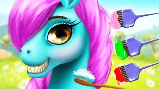 Video Fun Pony Care Kids Game - Pony Girls Horse Care Resort 2 - Animal Style & Dress Up Games For Girls MP3, 3GP, MP4, WEBM, AVI, FLV April 2019