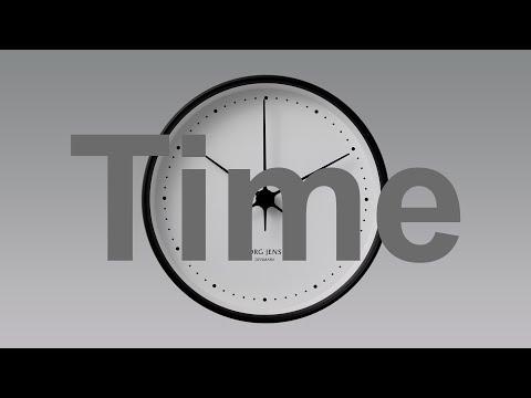 Stručný vývoj času