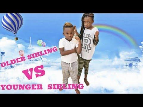 Older Siblings vs Younger Siblings
