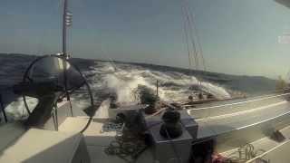 Mach2 - Catamaran Bañuls 60 - RHKYC Hong Kong to Vietnam Race 2013
