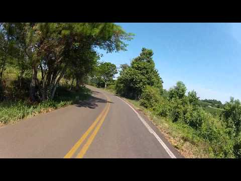 XRE 300 - Estrada de Nova Esperança do Sul/RS