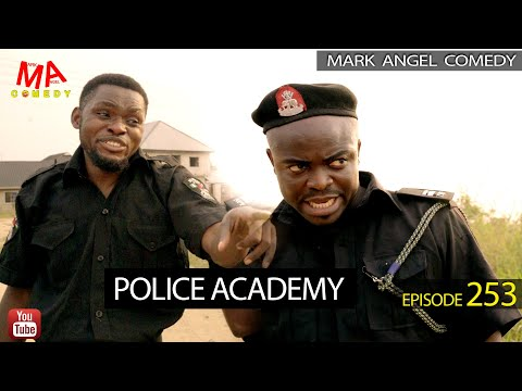 POLICE ACADEMY (Mark Angel Comedy) (Episode 253)