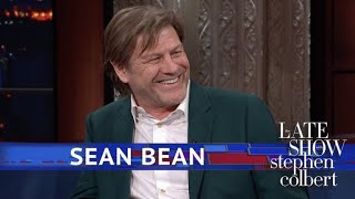 Video Sean Bean's 'Lord Of The Rings' Face Will Live In Infamy MP3, 3GP, MP4, WEBM, AVI, FLV Desember 2018
