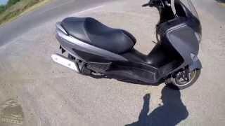 9. Suzuki Burgman 125 Review & Testride