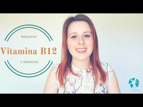 Vitamina B12: A nutricionista responde