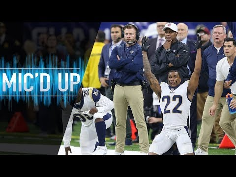 Rams vs. Saints Mic'd Up for a Controversial Ending (NFC Championship)
