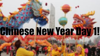 SHORT STREAM: Chinese New Year Day 1 $5 = TTS w/ MEDIA