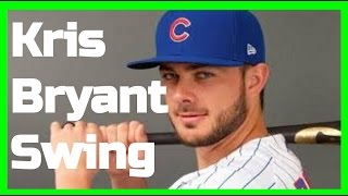 Kris Bryant | Swing Like the Greats