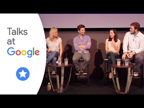 parks and recreation - This is a clip from the complete Talks at Google event , which can be viewed here: http://goo.gl/uLFrI . The cast of NBC's comedy mockumentary