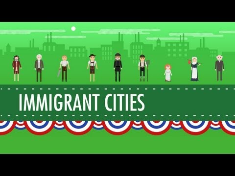 immigration - In which John Green teaches you about the massive immigration to the United States during the late 19th and early 20th century. Immigrants flocked to the US ...