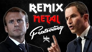 Video Benoit Hamon ft Emmanuel Macron - Metal (REMIX POLITIQUE) MP3, 3GP, MP4, WEBM, AVI, FLV November 2017