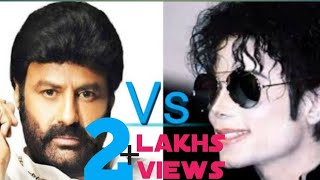 Video Balakrishna vs Micheal Jackson MP3, 3GP, MP4, WEBM, AVI, FLV Desember 2018