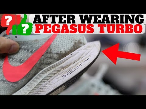 1 Month After Wearing Zoom Pegasus 35 Turbo Pros & Cons