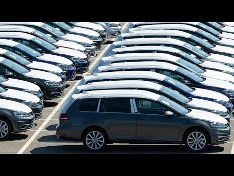 Η ευρωπαϊκή αυτοκινητοβιομηχανία βάζει ξανά μπροστά