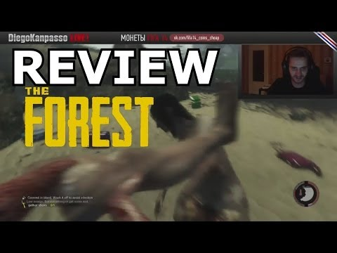 Офишл ревью The Forest by lehasexy.ign.com