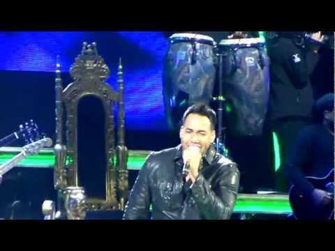 Romeo Santos en Vivo Festival de Viña 2013 Promise