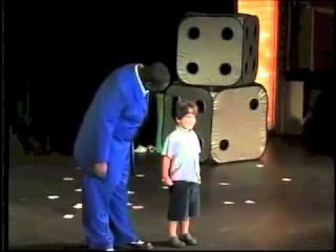 DCP Comedy Magic Demo