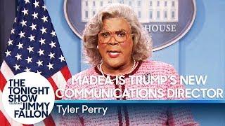 Video Madea Is Trump's New Communications Director MP3, 3GP, MP4, WEBM, AVI, FLV Oktober 2018