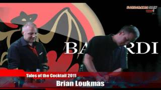Flairbar.com Show with Brian Loukmas behind the bar @ Tales of the Cocktail 2011!