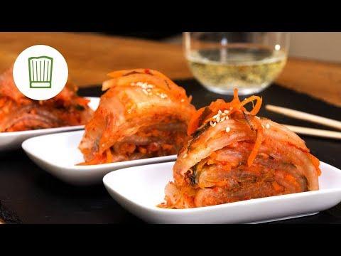 Kimchi wie aus Korea - Fabios Kochschule #chefkoch
